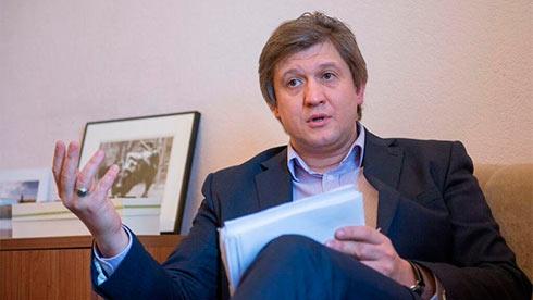 Cуд перенес рассмотрение жалобы Данилюка наназначение проверки его налогов