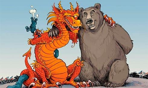 Белорусско-китайская граница. Когда КНР покончит с СНГ