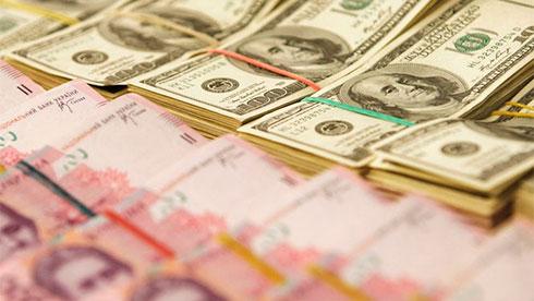 Курс доллара продолжает падать вчетверг