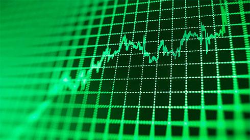Фондовые индексы США движутся вбольшей степени в«зеленой зоне»