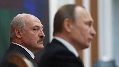 Лукашенко сказал о завершении учений «Запад-2017»