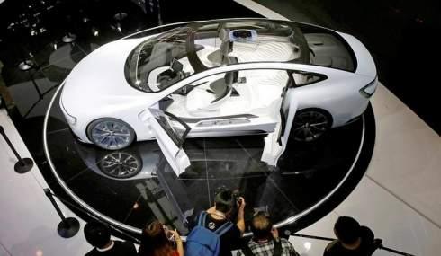 Китай планирует наложить запрет на выпуск и продажу бензиновых и дизельных автомобилей на своей территории