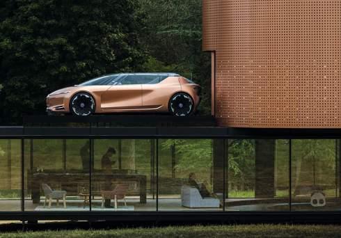 Компания Renault встроила электрокар в умный дом