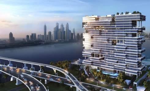 Продан самый дорогой пентхаус в Дубае