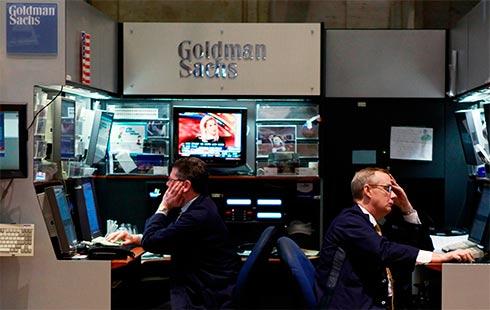 Goldman Sachs задумался оторговле Bitcoin