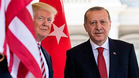 Эрдоган: Мыбольше непримем посла США