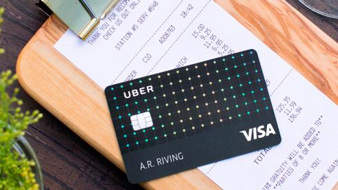 Uber выпустила свою кредитную карту