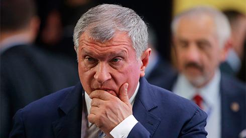 Русская компания из-за санкций «заморозила» добычу нефти вЧерном море