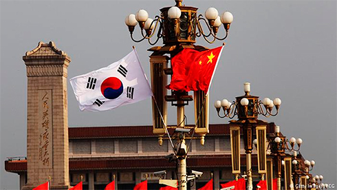 Пекин иСеул договорились помогать денуклеаризации Корейского полуострова