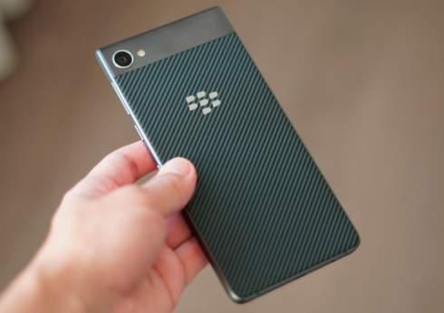 Смартфон BlackBerry Motion с аккумулятором в 4000 мА·ч и защитой от воды оценили в 460 долларов