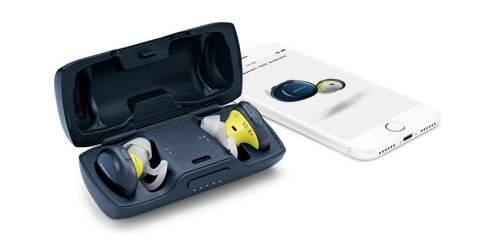 Полностью беспроводные наушники Bose SoundSport Free стоят почти на 100 долларов больше Apple AirPods