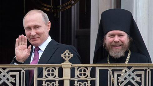 Епископ Тихон счел «бредом» сообщения оего конфликте спатриархом