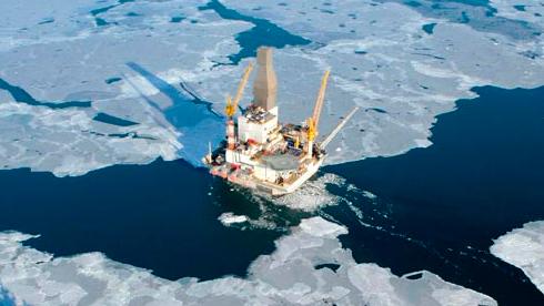 Вашингтон одобрил разведку нефти вАрктике