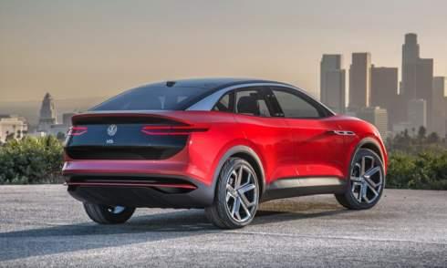 Volkswagen выпустит полностью электрический кроссовер в 2020 году