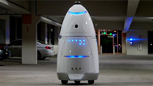 ВСША начали использовать роботов для отпугивания бездомных