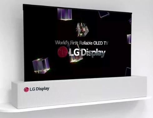 ВLG Display представили сгибающийся врулон дисплей