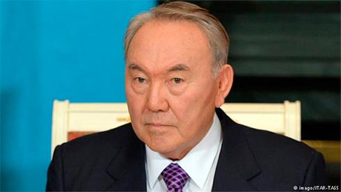 Президент Казахстана прибыл вВашингтон для встречи сТрампом