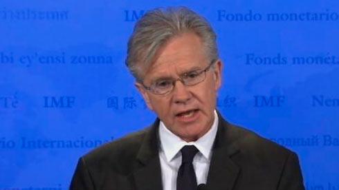 МВФ напомнил Украине обантикорсуде: Лагард поговорит сПорошенко