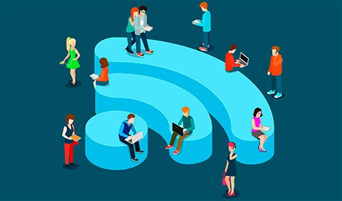 Андроид 8.1 покажет скорость Wi-Fi доподключения