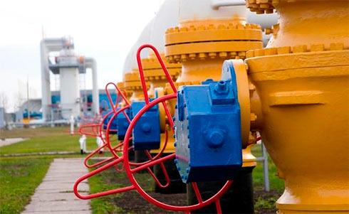 Украина увеличила отбор газа изхранилищ