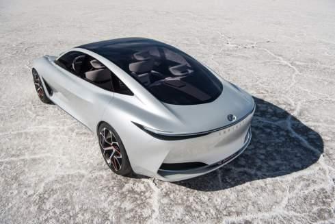 Компания Infiniti продемонстрировала дизайн будущих моделей