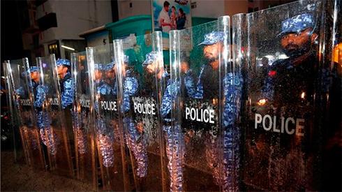 Президент Мальдив объявил о15-дневном чрезвычайном положении