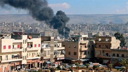 Семь человек погибли при обстрелах турецких городов награнице сАфрином— Йылдырым