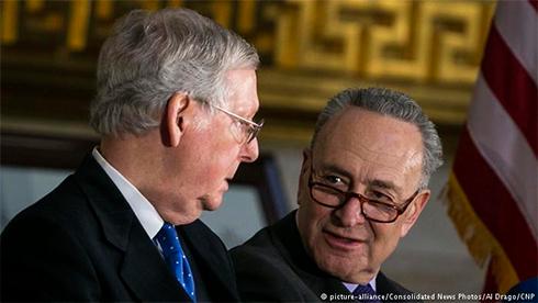 ВСША сенат договорился одвухлетнем бюджете