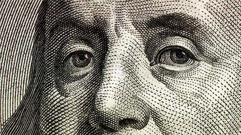 Цена назолото снижается после публикации протокола ФРС