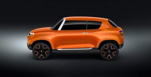Suzuki показала предвестника дешевого маленького кроссовера