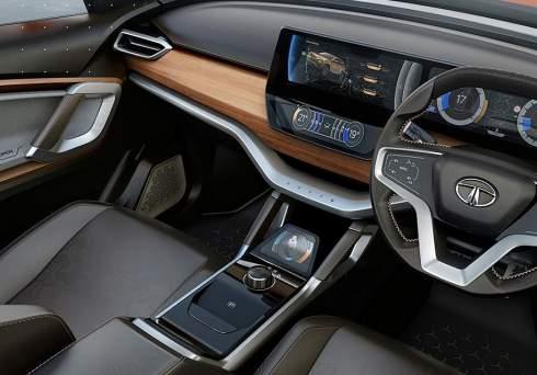 Tata сделала кроссовер на платформе Land Rover Discovery Sport