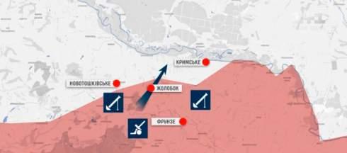 Почему Крымское снова в эпицентре огня