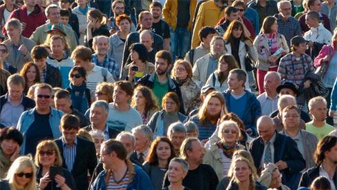 Численность населения Украины сократилась до42,4 млн человек