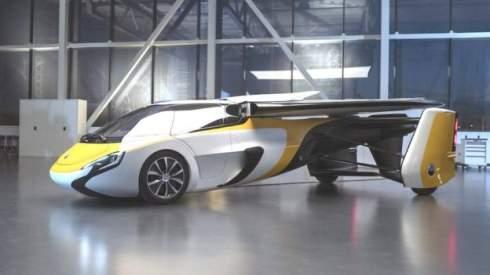 Станут ли летающие автомобили реальностью?