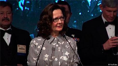 Джина Хаспел стала первой дамой воглаве ЦРУ