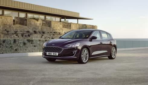 Ford представил Focus четвертого поколения