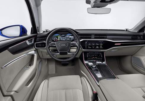 Новый Audi A6 стал универсалом с полноуправляемым шасси