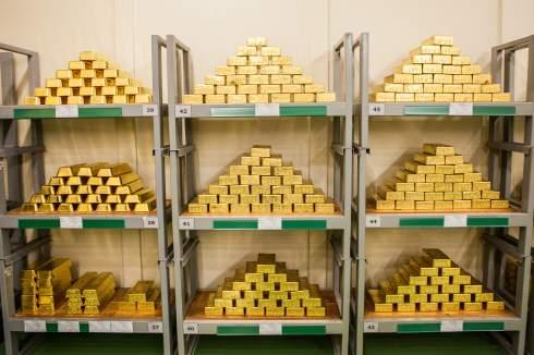 НБУ показал золотые закрома Украины