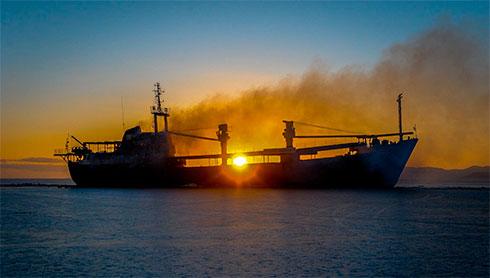 Крымские таможенники задержали забраконьерство украинское судно