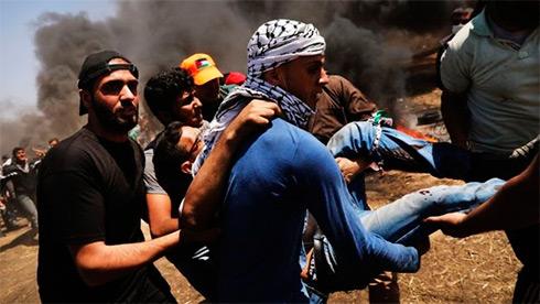 Картинки по запросу посольство сша в иерусалиме беспорядки