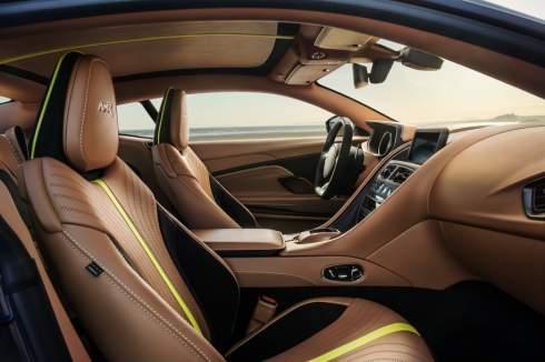 Aston Martin DB11 получил новую топ-версию