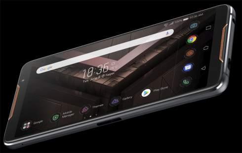 Asus ROG Phone — самый игровой из игровых смартфонов