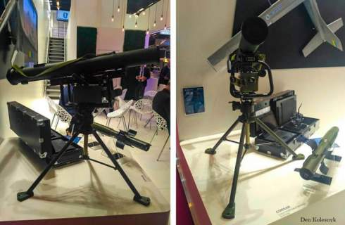 Eurosatory-2018:Что за оружие и технику Украина повезла в Париж