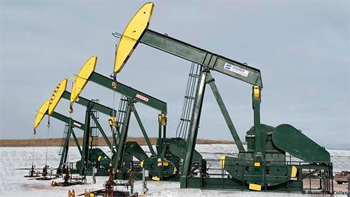 США рассчитывают вернуть себе лидерство вдобыче нефти в 2019-ом