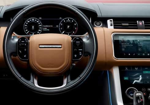 Land Rover доработал обновленный Range Rover Sport