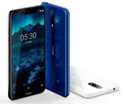 Nokia X5: современная платформа с поддержкой ИИ, экран 19:9 и цена в 150 долларов