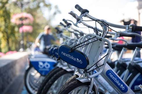 В Киеве за две недели работы системы велопроката Bike sharing украли 4 велосипеда из 100, один из них нашли - КГГА