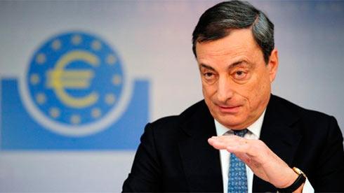 ЕЦБ снизил прогнозы роста ВВП еврозоны на 2018 и 2019 гг. из-за внешнего спроса