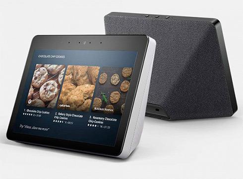 Echo Dot 2, микроволновая печь сАлексой и нетолько лишь — Презентация Amazon