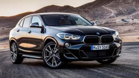 Представлен самый мощный BMW X2 с двигателем M Performance